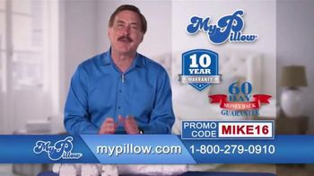 My Pillow TV Spot, 'Buy One Get One Free'