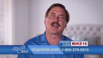 My Pillow TV Spot, 'Buy One Get One Free' - Thumbnail 3