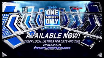 Impact Wrestling 2016 TNA One Night Only World Cup TV Spot, 'Get Ready' - Thumbnail 9