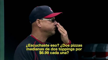 Papa John's TV Spot, 'Señales' [Spanish] - Thumbnail 2