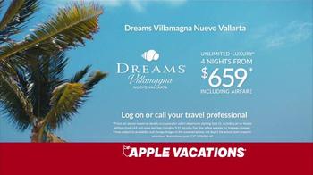 Apple Vacations TV Spot, 'The Johnsons: Dreams Villamagna' - Thumbnail 8