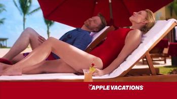 Apple Vacations TV Spot, 'The Johnsons: Dreams Villamagna'