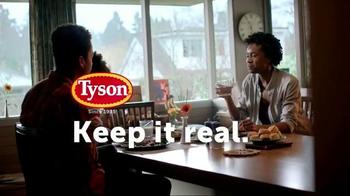 Tyson Crispy Chicken Strips TV Spot, 'Family Critics' - Thumbnail 3