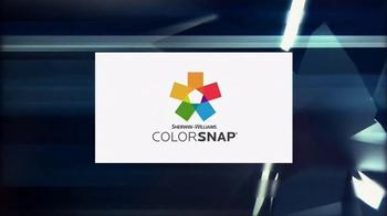 Sherwin-Williams ColorSnap TV Spot, 'FX: Explore Color' - Thumbnail 2