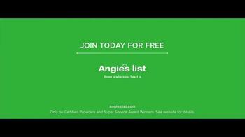 Angie's List TV Spot, 'Background Checks' - Thumbnail 3