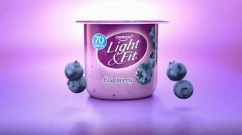 Dannon Light & Fit TV Spot, 'Bragging' Song by Fifth Harmony - Thumbnail 3