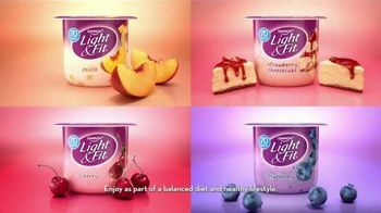 Dannon Light & Fit TV Spot, 'Bragging' Song by Fifth Harmony - 3919 commercial airings