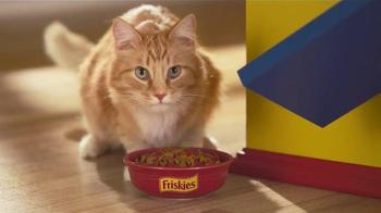 Friskies Tender & Crunchy Combo TV Spot, 'That's Just What Happens' - Thumbnail 4