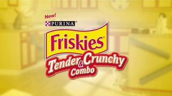 Friskies Tender & Crunchy Combo TV Spot, 'That's Just What Happens' - Thumbnail 5