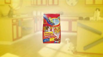 Friskies Tender & Crunchy Combo TV Spot, 'That's Just What Happens' - Thumbnail 6
