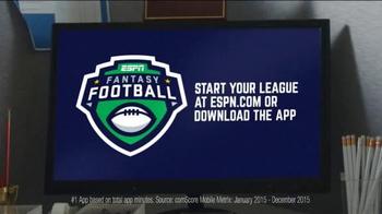 ESPN Fantasy Football TV Spot, 'Overalls' Featuring Matthew Berry - Thumbnail 10