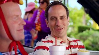 Sonic Drive-In Island Breeze Frozen Drinks TV Spot, 'Conga Line' - Thumbnail 2
