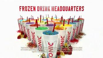Sonic Drive-In Island Breeze Frozen Drinks TV Spot, 'Conga Line' - Thumbnail 4