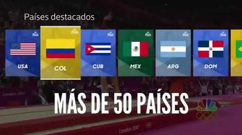 XFINITY X1 Operating System TV Spot, 'NBC: Olimpiadas Río 2016' [Spanish] - Thumbnail 7