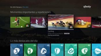 XFINITY X1 Operating System TV Spot, 'NBC: Olimpiadas Río 2016' [Spanish] - Thumbnail 8