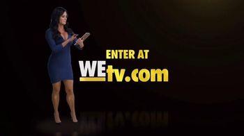 WE TV Feel Like A Million Bucks Getaway TV Spot, 'Watch W/In'