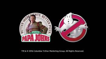 Papa John's TV Spot, 'CMT Hot 20 Countdown Hosts: Ghostbusters' - Thumbnail 10