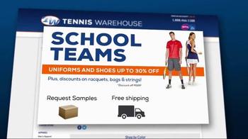 Tennis Warehouse TV Spot, 'School Teams' - Thumbnail 2