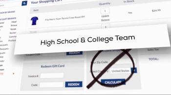 Tennis Warehouse TV Spot, 'School Teams' - Thumbnail 7