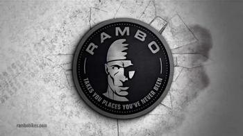 Rambo Bikes TV Spot, 'No Limits' - Thumbnail 10