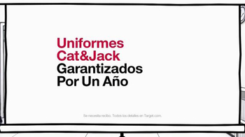 Target Cat & Jack TV Spot, 'Regreso a clases: uniformes' [Spanish] - Thumbnail 9