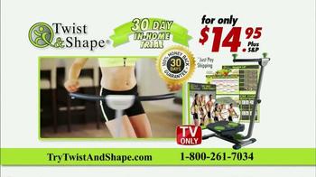 Twist & Shape TV Spot, 'Strengthen and Tone' - Thumbnail 9