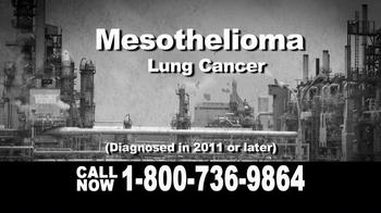 James C. Ferrell TV Spot, 'Asbestos Exposure' - Thumbnail 1
