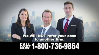 James C. Ferrell TV Spot, 'Asbestos Exposure'