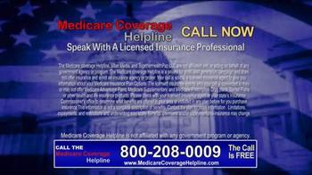 Medicare Coverage Helpline TV Spot, 'Med Supp and Dental Coverage' - Thumbnail 9
