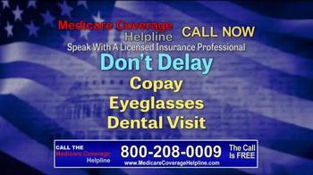 Medicare Coverage Helpline TV Spot, 'Med Supp and Dental Coverage' - Thumbnail 6