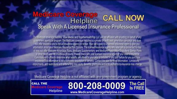 Medicare Coverage Helpline TV Spot, 'Med Supp and Dental Coverage' - Thumbnail 8