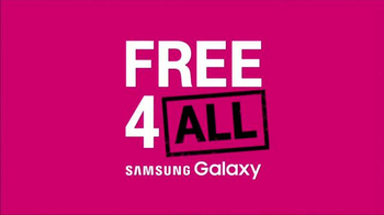 T-Mobile TV Spot, 'Galaxy Free for All' - Thumbnail 2