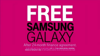 T-Mobile TV Spot, 'Galaxy Free for All' - Thumbnail 3