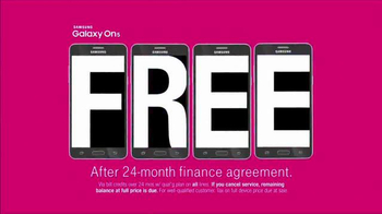 T-Mobile TV Spot, 'Galaxy Free for All' - Thumbnail 4