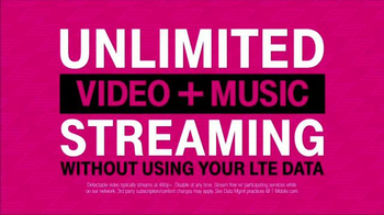 T-Mobile TV Spot, 'Galaxy Free for All' - Thumbnail 7