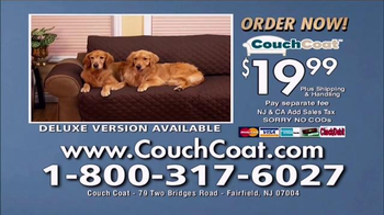 Couch Coat TV Spot, 'Dirty So Fast' - Thumbnail 10