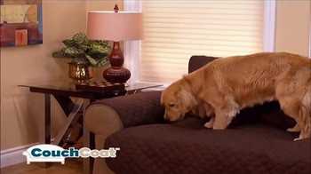 Couch Coat TV Spot, 'Dirty So Fast' - Thumbnail 6