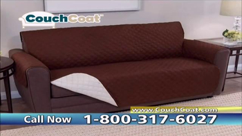 Couch Coat TV Spot, 'Dirty So Fast' - Thumbnail 9