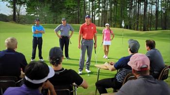 SKECHERS GO GOLF Elite TV Spot, 'Golf School' Featuring Belén Mozo - Thumbnail 3