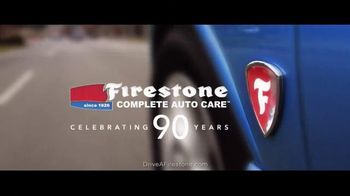Firestone Complete Auto Care TV Spot, 'Mass Repair: Gift Card'