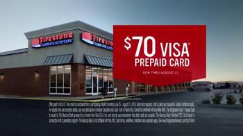Firestone Complete Auto Care TV Spot, 'Mass Repair: Gift Card' - Thumbnail 2