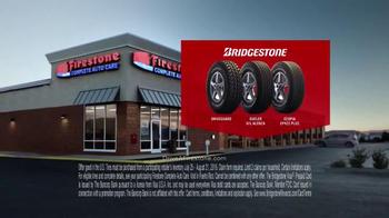 Firestone Complete Auto Care TV Spot, 'Mass Repair: Gift Card' - Thumbnail 3