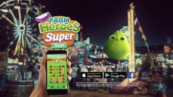 Farm Heroes Super Saga TV Spot, 'Test Your Strength' Song by Little Richard - Thumbnail 9