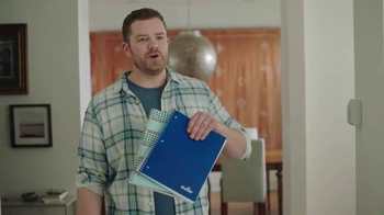 Office Depot TV Spot, 'Get Back to Note Taking: Penny Deals'