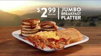 Jack in the Box Jumbo Breakfast Platter TV Spot, 'Louisiana' - Thumbnail 9