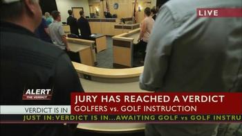 Tathata Golf TV Spot, 'Verdict' - Thumbnail 2