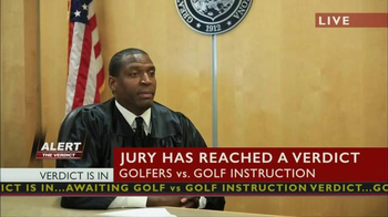 Tathata Golf TV Spot, 'Verdict' - Thumbnail 3