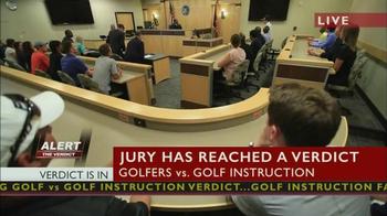 Tathata Golf TV Spot, 'Verdict' - Thumbnail 4