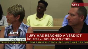 Tathata Golf TV Spot, 'Verdict' - Thumbnail 5