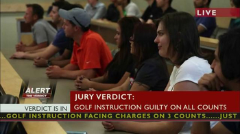 Tathata Golf TV Spot, 'Verdict' - Thumbnail 6